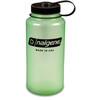 Nalgene 1L Wide Mouth Bottles Glow Green/Black (2031)
